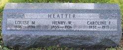 Caroline F. Heatter