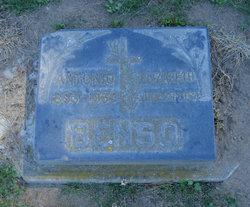 Elizabeth A. <i>O'Brien</i> Benso