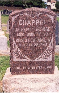 Albert George Chapple