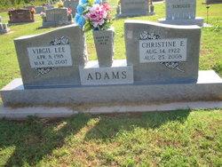 Christine Elizabeth <i>Beam</i> Adams