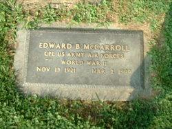 Edward Bryan McCarroll
