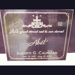 Alberto G Abet Calinisan
