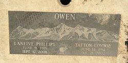 Laneive <i>Phillips</i> Owen