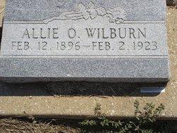 Allie O. Wilburn