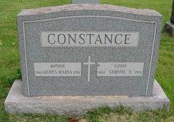 Agnes Maria Constance