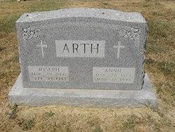 Annie <i>Loyet</i> Arth