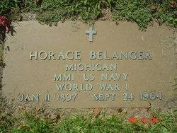 Horace Joseph Belanger, II