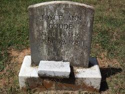 Joyce Ann Goode