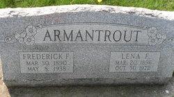 Lena F <i>Bruner</i> Armantrout