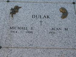 Michael Edwin Dulak