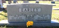 Willie Faye Mama Jo <i>Emerson</i> Earley