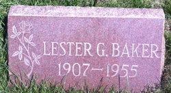 Lester George Baker