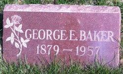George Elmer Baker