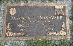 Barbara J <i>Teifer</i> Chinavare