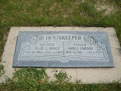 James Edmond Houskeeper