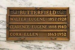 Walter Eugene Butterfield