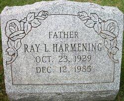 Raymond L Harmening
