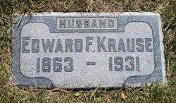 Edward F Krause