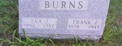 Eva Jane <i>Mayfield</i> Burns