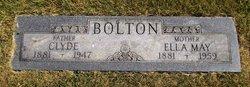 Ella May <i>Brooks</i> Bolton