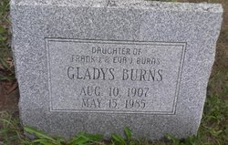 Gladys Burns