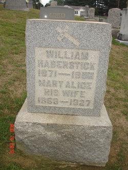 William Haberstick