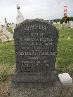 Winifred <i>Denton</i> Briscoe