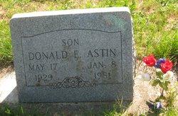 Donald Eugene Astin