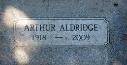 Arthur Aldridge