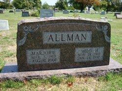 Marjorie <i>Whiteaker</i> Allman