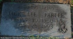 Jack Lee Partee
