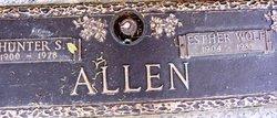 Hunter S Allen