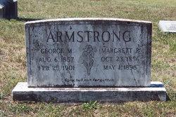 Margarett Parlee <i>Custer</i> Armstrong