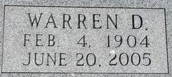 Warren D. Bird