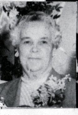 Mary Ellen <i>Davis</i> Atkin