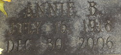 Annie Bell <i>Cook</i> Abernethy