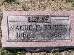 Maude G <i>Neville</i> Frisby