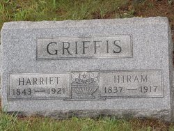 Harriet Pamela <i>Hogle</i> Griffis