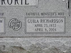 Guila <i>Richardson</i> Rorie
