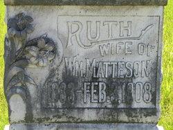 Ruth <i>Randall</i> Matteson