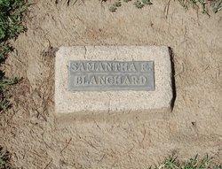 Samantha Ella <i>Bonham</i> Blanchard