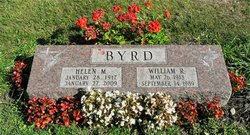 Helen M. <i>Parrish</i> Byrd