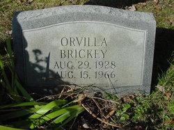 Orvilla <i>Ison</i> Brickey