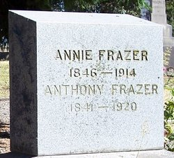 Annie Frazer
