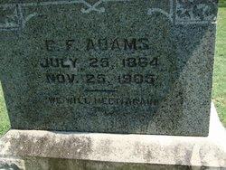George Frank Adams