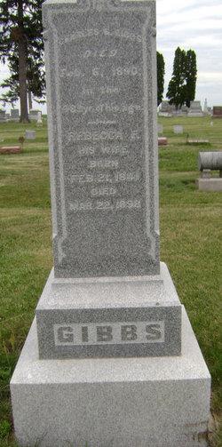 Rebecca F. <i>Gibbs</i> Gibbs