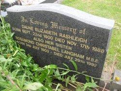 Daune Elizabeth Rashleigh