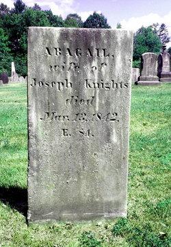 Abigail <i>Richardson</i> Knight