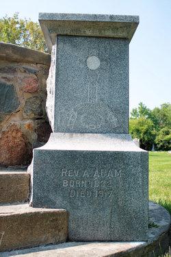 Rev A. Adams
