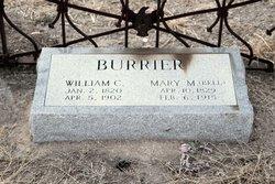 William Cost Burrier